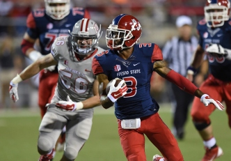 Undrafted Harper Could Catch on With Raiders