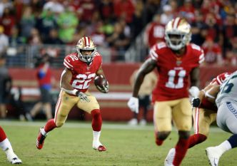 Niners Need to Get Back on Track With Running Attack