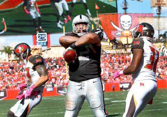 Raiders Persevere in Overtime to Beat Buccaneers