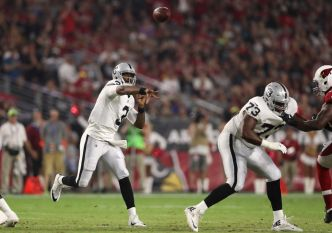 Raiders QB Duel Going Down to the Wire