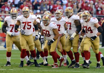 A Battle Looms for 49ers at Right Tackle