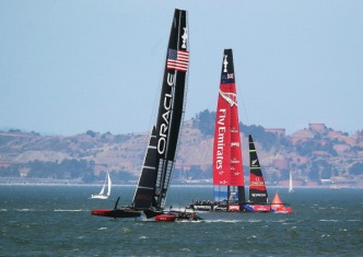 WATCH LIVE: America's Cup Winner-Take-All Final