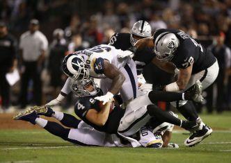 Can Raiders QB Carr Regain His Mojo Against the Broncos?