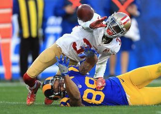 Second-Year 49ers Cornerback Robinson Making Big Strides