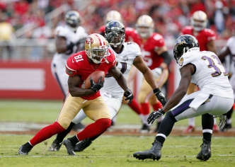 Niners' Have Not Been Negotiating with Anquan Boldin