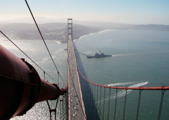 How the Military Created the Modern Bay Area