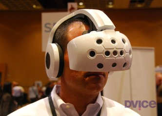 Sensics SmartGoggles Change Your View