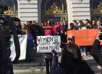 Women Leaders Flock to SF, Fight for Health Care Protection
