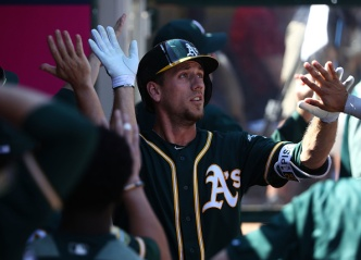 A's Lose Regular-Season Finale to Angels, Prep For Playoffs