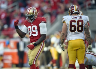 Aldon Smith Determined to Have Big Season