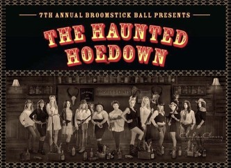 The 7th Annual SVC Broomstick Ball Haunted Hoedown