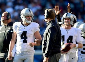 Raiders' Road to Playoffs May be Tougher in 2017