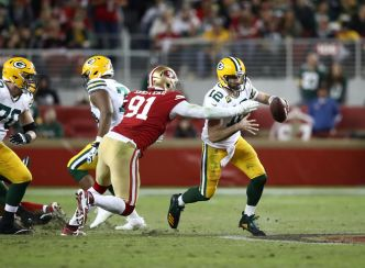 Armstead and the 49ers Are Cashing in on His Breakout Season
