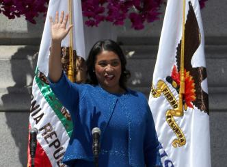 Breed Becomes First Black Female Mayor of San Francisco