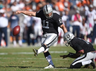Janikowski Keeps Kicking His Way Into Record Book