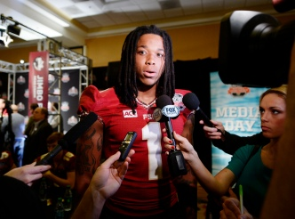 Niners Should Draft Multiple WRs, CBs in First Three Rounds