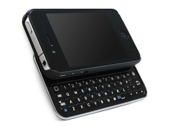 A Keyboard for Your iPhone