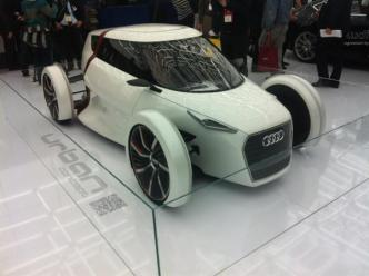 Carmakers Show Off Their Goods at CES