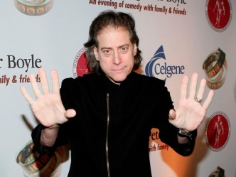 8/06: The Warped World of Richard Lewis