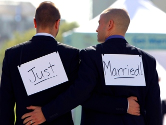 Gay-Marriage Backers End Losing Streak