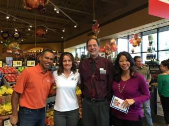 """Feed the Need"" Safeway/NBC Bay Area Drive"