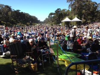 SF Bluegrass Festival Goes On Without Warren Hellman