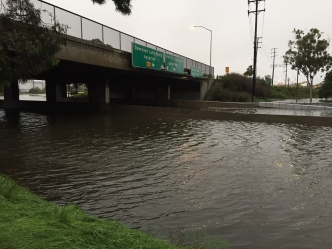 Freeways and Roads Closed as Heavy Storm Socks SoCal