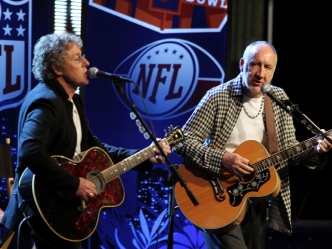 The Who to Close Out London Olympics