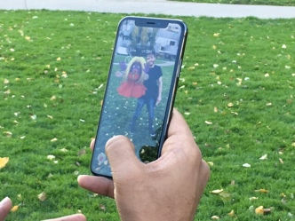 'Pokemon Go' is Back - This Time With Apple's AR