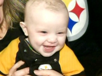 A Family Whose Birthdays Coincide with Steelers Wins