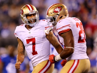 Niners Offense Hopes to Continue Growing vs. Ravens