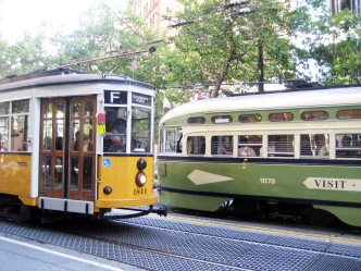 How to Get Around SF During Bay's Big Weekend