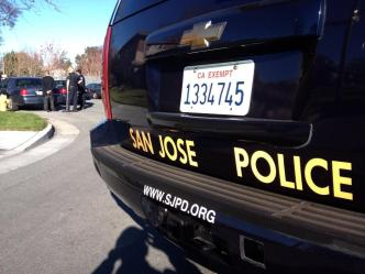 Driver Flees San Jose Police, Dies After Crashing into Pole