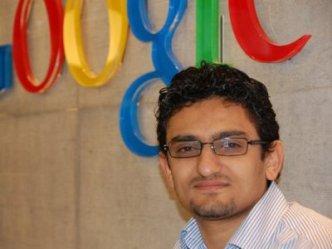 Wael Ghonim Rises to Hero Status in Egypt