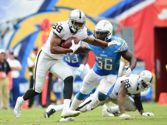 Raiders' Cooper Can Add to Terrific Rookie Season vs. Chiefs