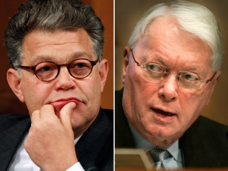 Franken In, Bunning Out: Senate as Second Act