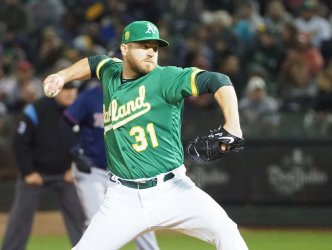 Source: A's Unlikely to Re-sign Reliever Shawn Kelley in Free Agency