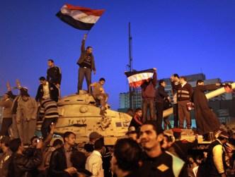 "Egypt Gets ""Best Option We Could Hope For:"" Bay Area Expert"