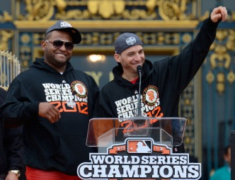 Giants to SF: We Are All World Series Champions