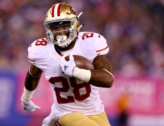 Hyde's Return in 2016 Will Give 49ers Offense a Huge Boost