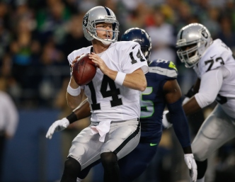 Once Again, McGloin Proves His Mettle