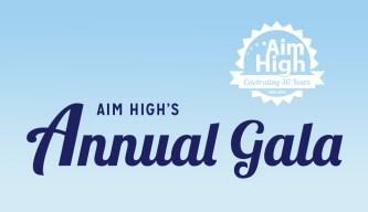 Aim High Annual Gala