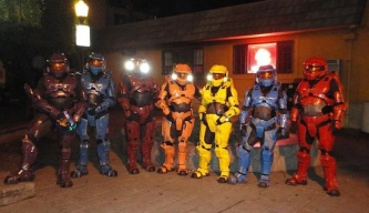 Halo Costumes Can't Get Anymore Detailed