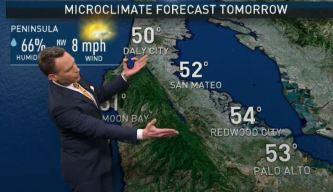 Jeff's Forecast: AM Jacket Weather; Rain Ahead