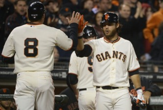 Share Your Giants 'Magic Number' Photo