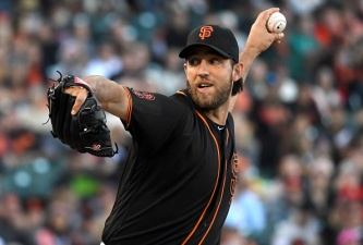 Bumgarner Unravels, Giants Fall to Phillies