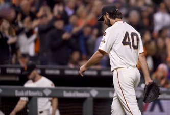 SF Giants Eliminated From Playoff Contention
