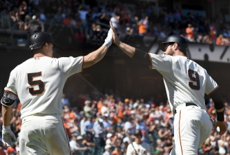 Giants Pick Up Walk-Off Win Against Padres