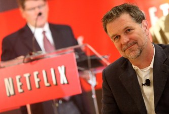 Facebook Adds Netflix CEO to Board of Directors
