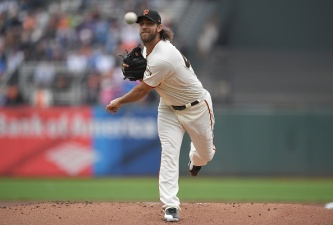 Bumgarner Deals, Giants Take Series From Cubs